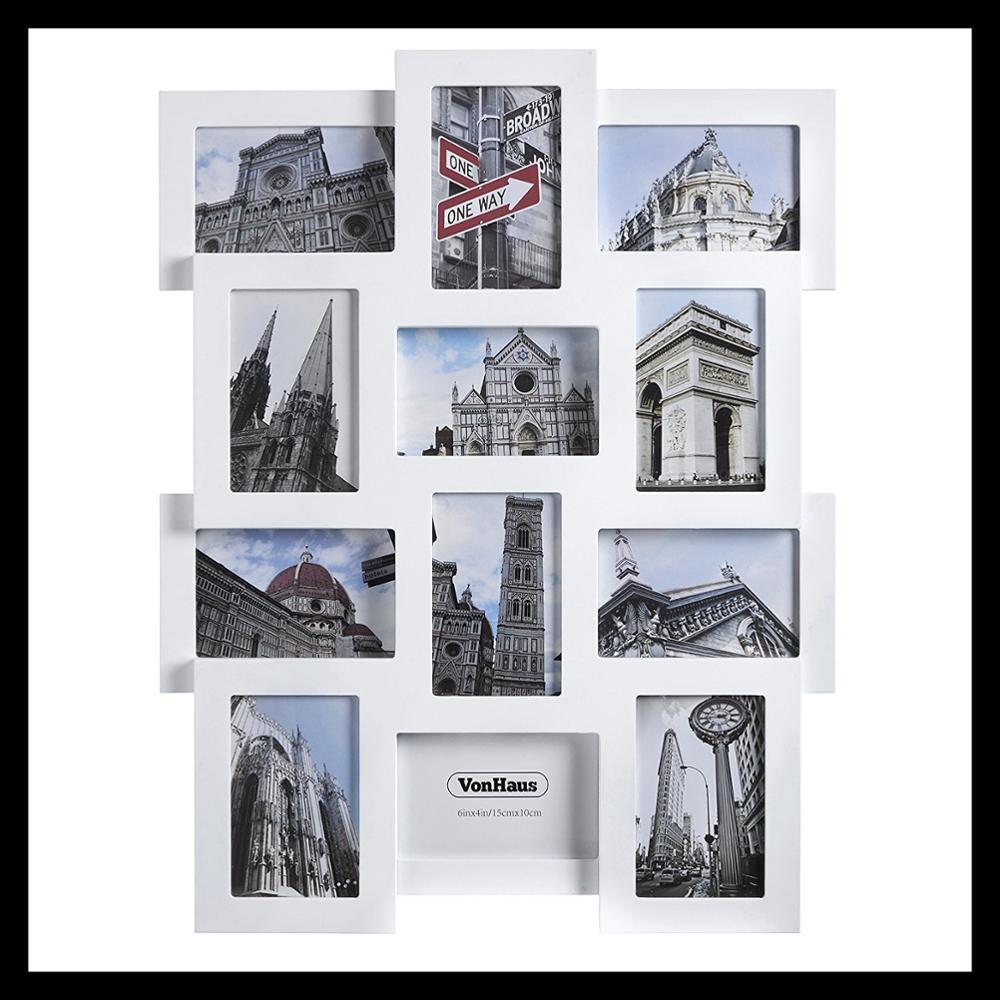 Lujoso Marco Collage 8 Abertura Friso - Ideas Personalizadas de ...