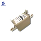 Square tube ceramic fuse for communication system protection