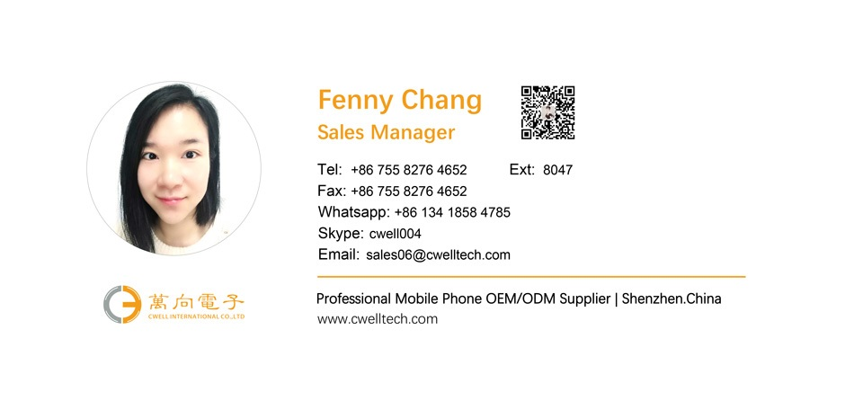Fenny contact information
