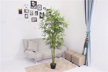 Manufacturer sale fashion design display outdoor garden artificial bamboo tree