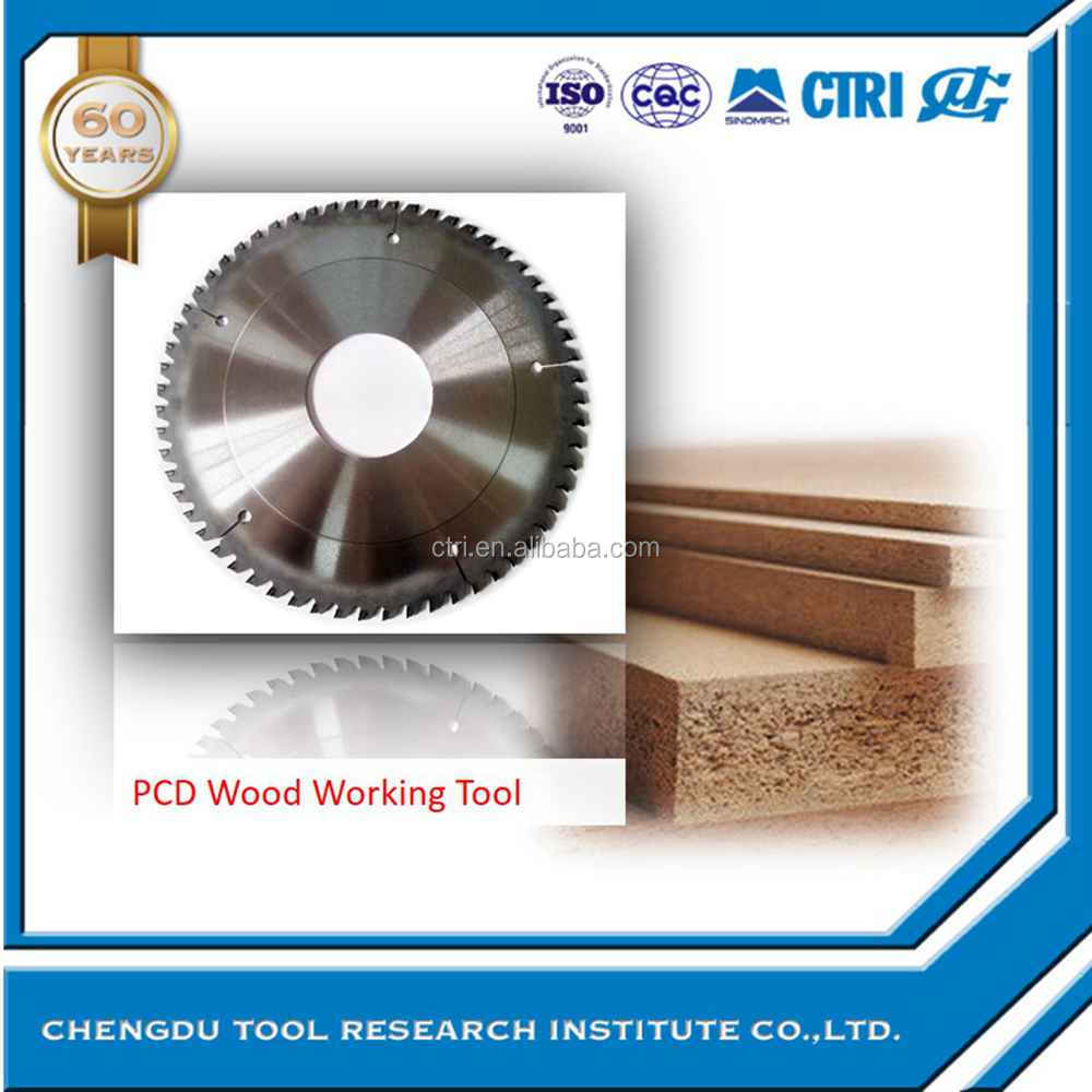 Pcd Tct Circular Saw Blade Cnc Machine