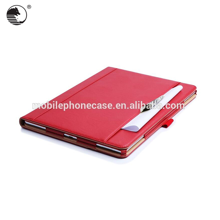 Cell Accessories Ultra Thin Design Leather Case For Apple Ipad Pro