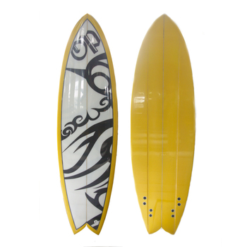 Good style eps foam surfboard fish tail epoxy surf for Fish surfboard for sale