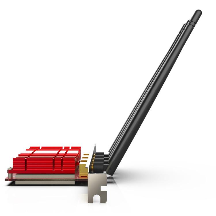 Fast Speed AC1900 Wireless PCI Express Adapter Wifi Network Adapter