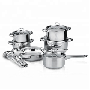 German brands kitchenware pans stainless steel cookware sets cookware