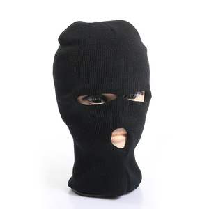 aaebea852c50a 3 Holes Custom Ski Masks