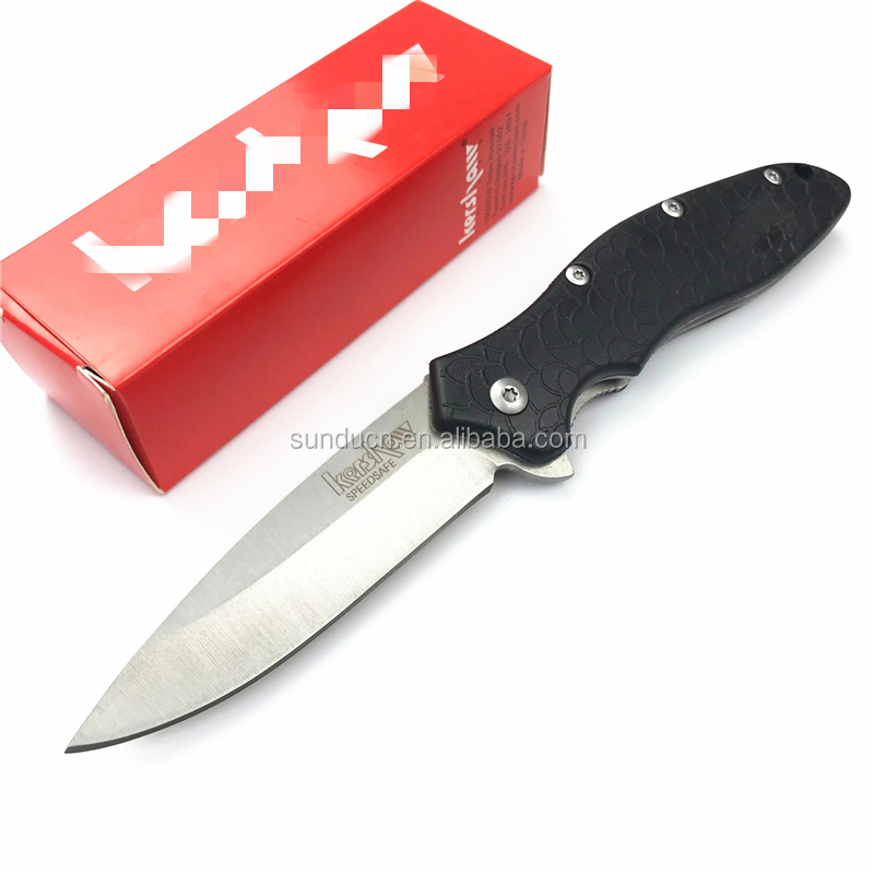 Kershaw Outdoor Folding Pocket Camping Knife