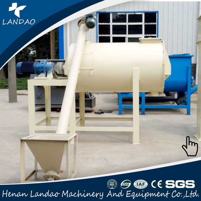 Small Building and Construction Exported Dry Mortar Production Equipment