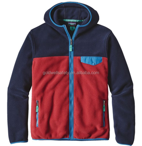 Winter OEM fleece top wholesale mens clothing