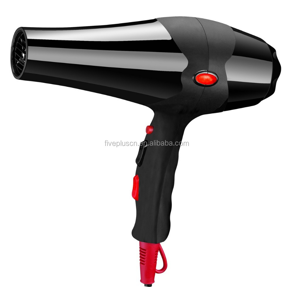 Professional salon hair dryer with 2000W high-power cold wind salon hair dryer Specials