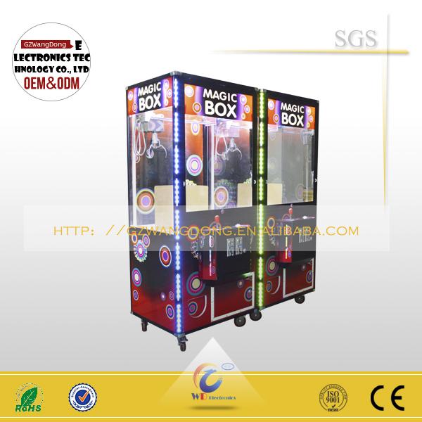 hack crane vending machine