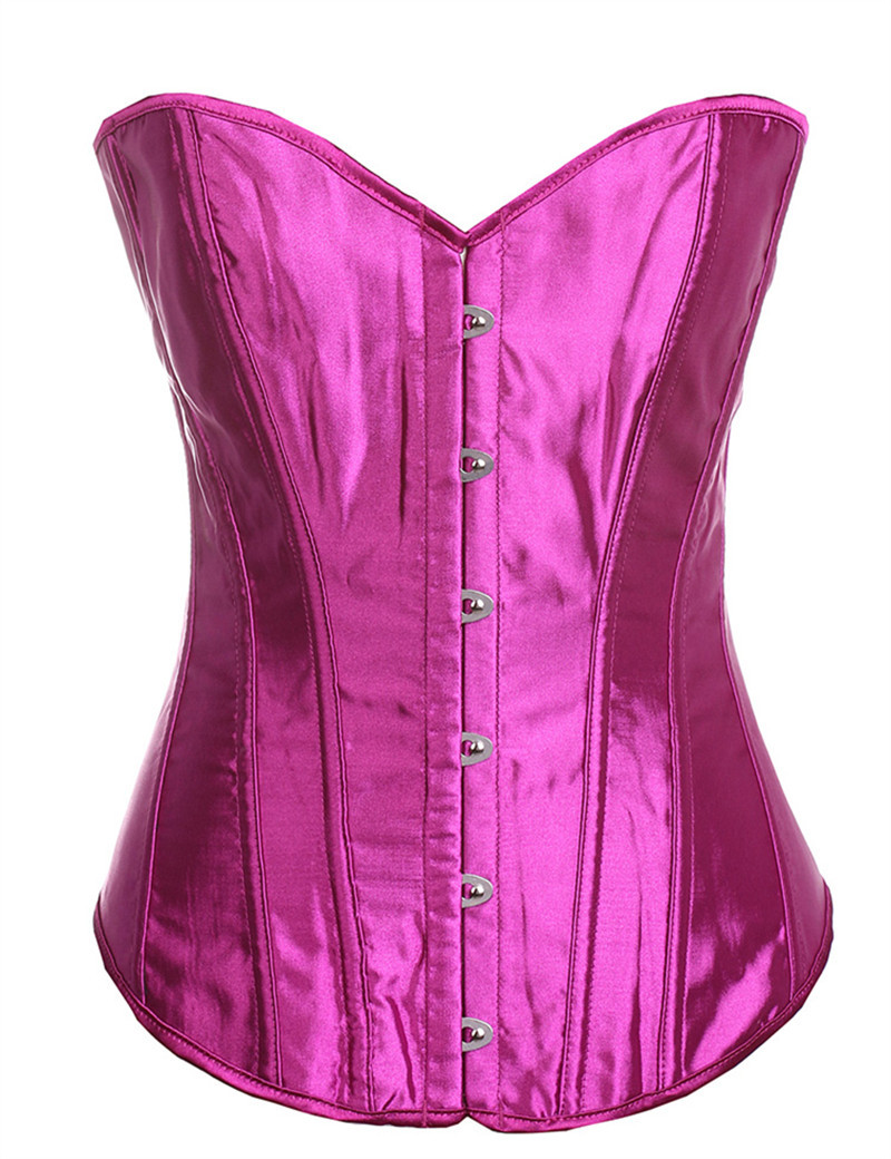 3ecdbdf592b Buy New Fashion Women Sexy Purple Goth Underbust Cupless Waist Training Corset  Bustier Tops Plus Size S-XXL in Cheap Price on m.alibaba.com