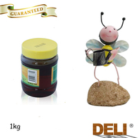 To Malaysia Small Bottle Raw Honey