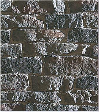 Imitacion Piedra Exterior. Exterior De Pared De Madera De ...
