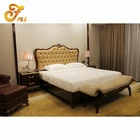 Modern Hotel Room Bed Furniture For Stars Hotel