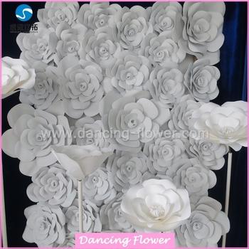 Awesome foam white big paper flowers wfom 02 buy white big paper awesome foam white big paper flowers wfom 02 mightylinksfo