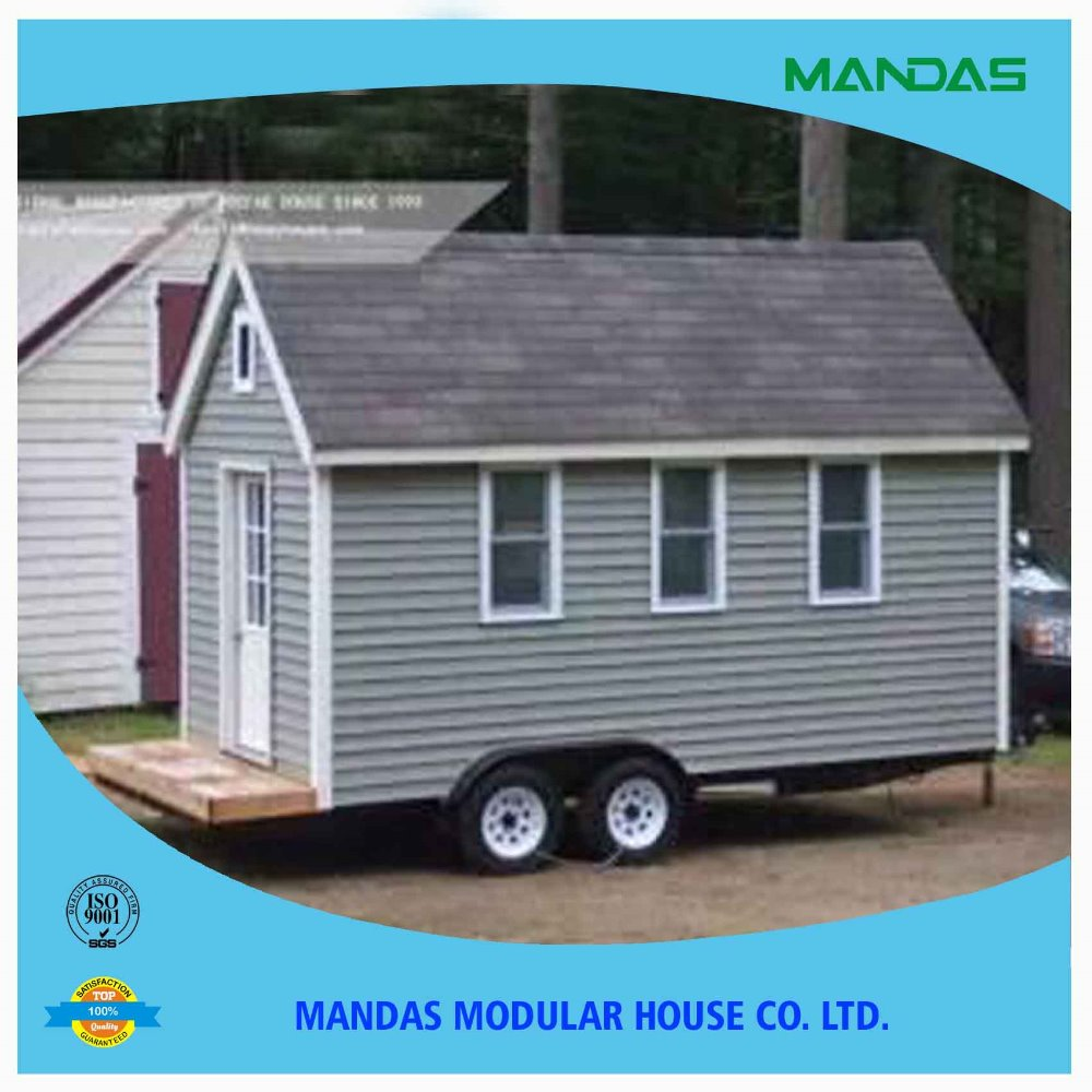 Cheap Tiny Houses Mobile,Flat Pack Tiny House On Wheels,Prefab ...