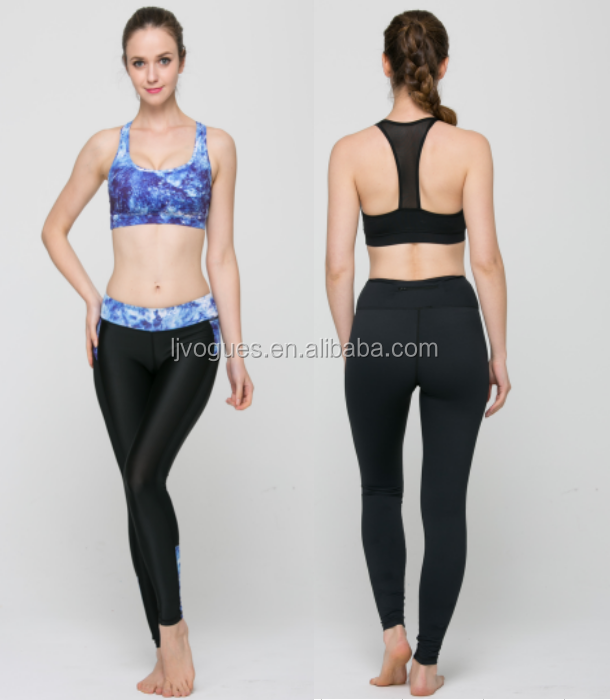 2019 Fashinal Sexy Women Sport Suit For Fitness And Yoga Wear 9