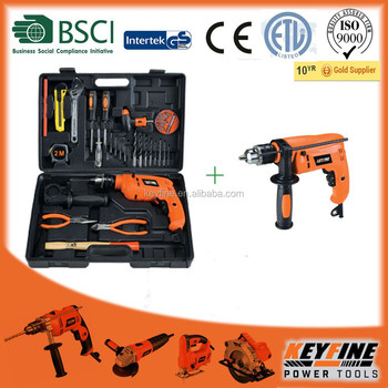 YONGKANG KEYFINE 36PCS hot selling combination Tool kits with promotion drill machine
