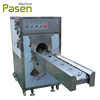 Onion peeling and tail cutting machine | Green onion cutting machine | Onion root cutter