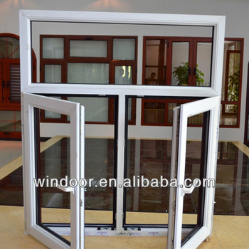 Prefabricated House Villa Beautiful Upvc Windows For Hot At Best Price From Factory Plastic