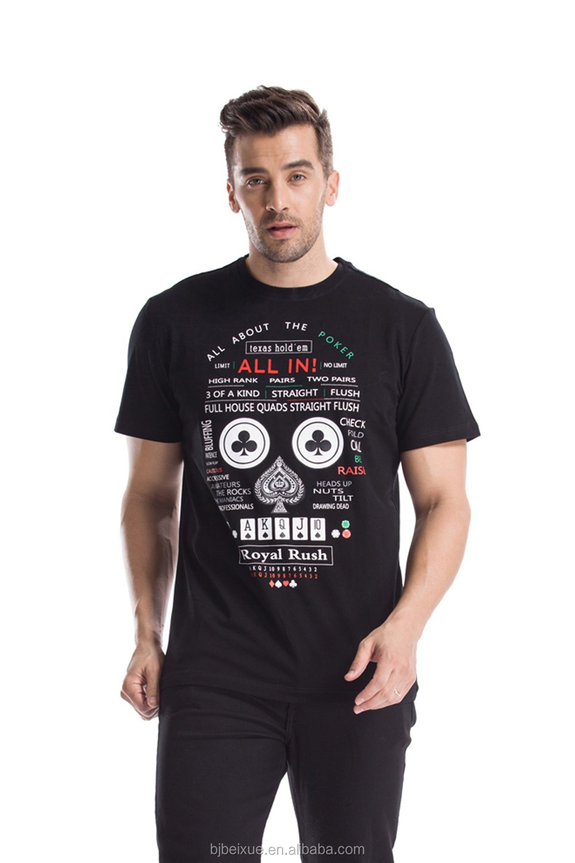 Shirt design new - 2016 Fancy Design Fashion Clothing New Style Printing Soft Textile T Shirt Boys T Shirt Design