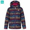 Topgear Fuzhou custom high quality outdoor winter jacket clothes ski jacket women snow wear