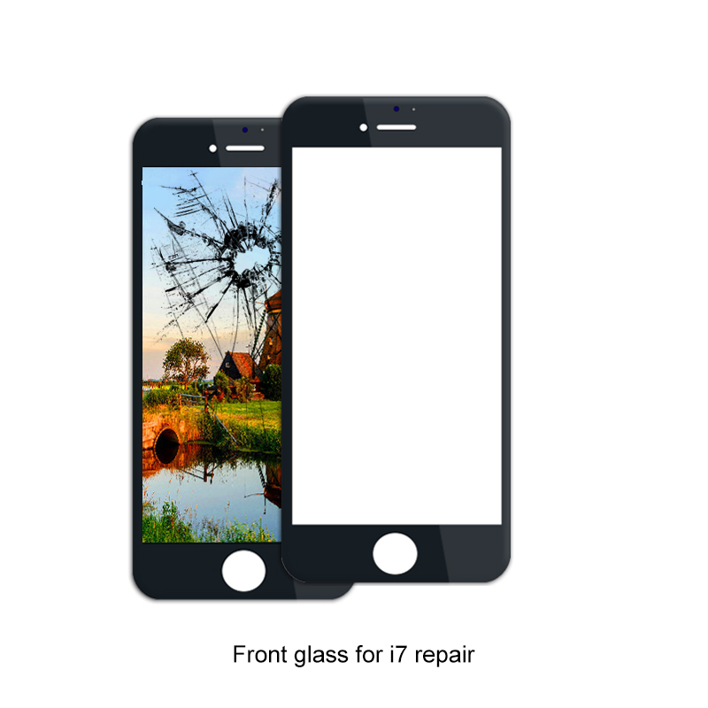 Formike Refurbished Smartphones Front Glass Mobile For iPhone 7
