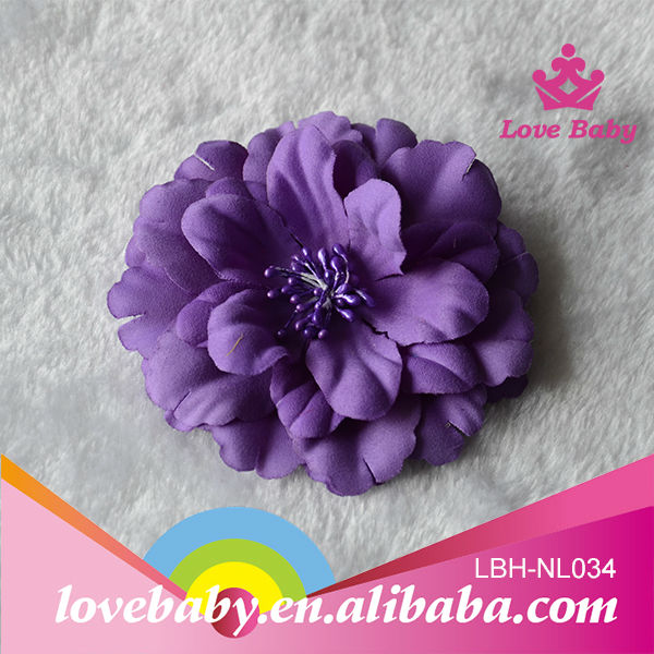Wholesale lastest purple color fashion sports hair accessories