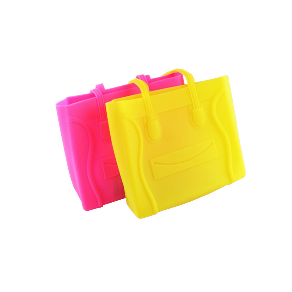 Silicone Tote Bag PVC Tote Bag Silicone Handbag with Low Price