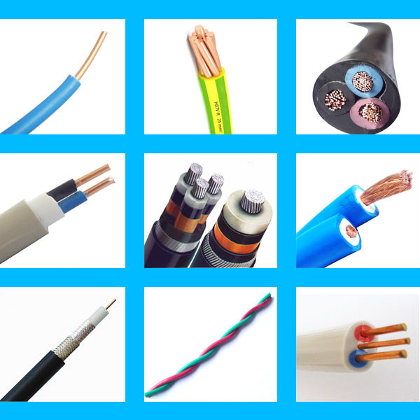 Colored Electrical Wire - Dolgular.com