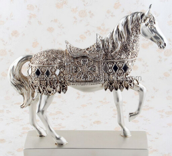 Home Decor Silver Horse Statue High Quality Woman Bust Statues Product On