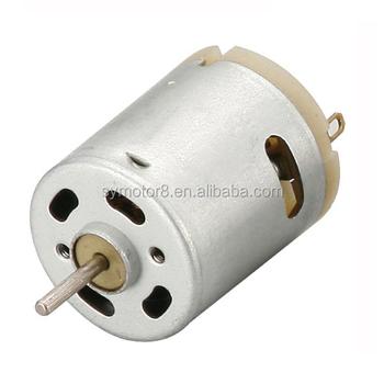 Hair dryer motor rs 385 rs385 6v dc motor buy micro dc for Dc motor hair dryer