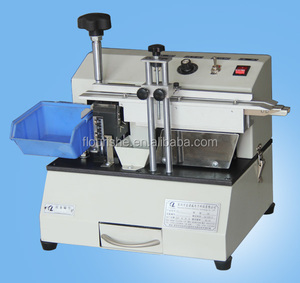 Loose Radial capacitor/ LED cutting machine