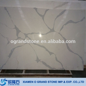 Statuario Quartz White, Statuary white quartz slabs