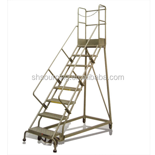 Awesome Mobile Step Ladder, Mobile Step Ladder Suppliers And Manufacturers At  Alibaba.com