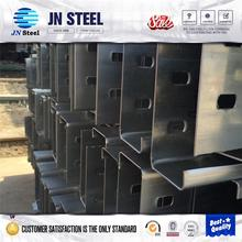 ASTM Standard and Q235B,SS400 Q235 galvanized z purlins for galvanized steel channel