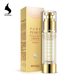 BIOAQUA Pure Pearl Anti Wrinkle Face Cream Hyaluronic Acid Deep Moisturizing Best Whitening Cream In Malaysia
