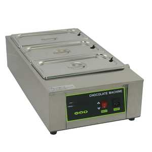 wholesale chocolate tempering machine chocolate melting machine chocolate warmer price
