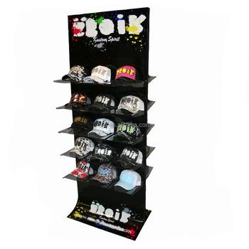 Tsdm40 Cap Hat Market Display StandsAdvertising Stands For Delectable Market Display Stands