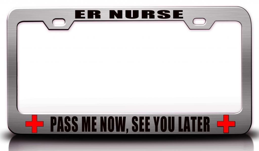 Cheap Nurse License Plate Frame, find Nurse License Plate Frame ...