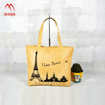 2016 Custom fashion elegant full printing tote cotton bag,cotton bags promotion,custom fabric shopping organic cotton bag