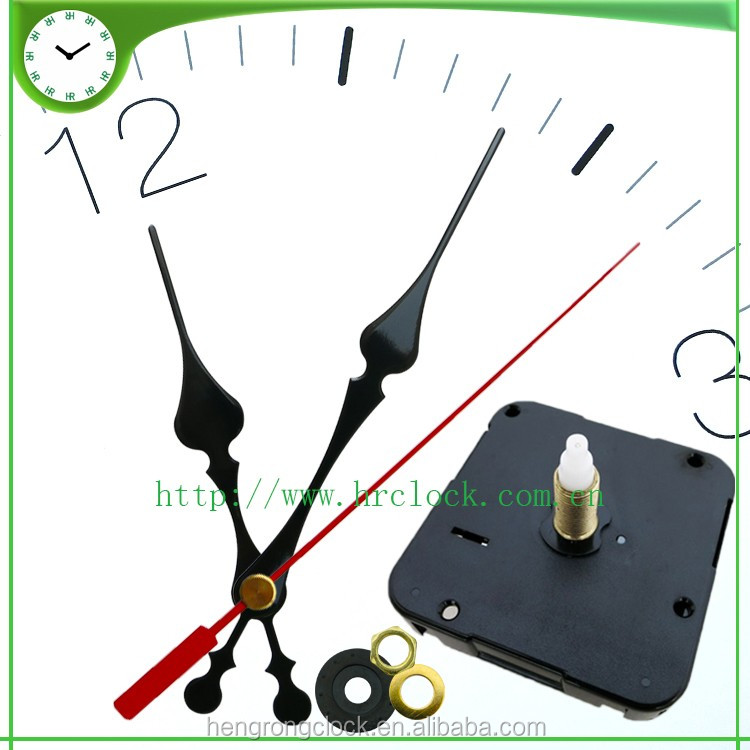 Quartz clockwork motor ABS plastic quartz watch mechanism wall clock mechanism machinery hengrong