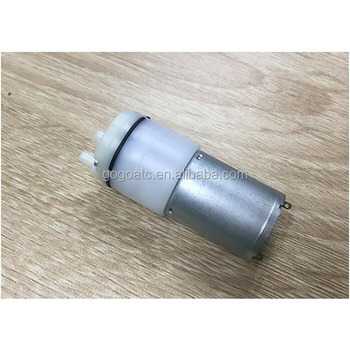 persistent durable perfessional custom 370 DC electric mini vacuum pump