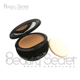 Private label 10 color individual Powder cake Natural OEM makeup Powder