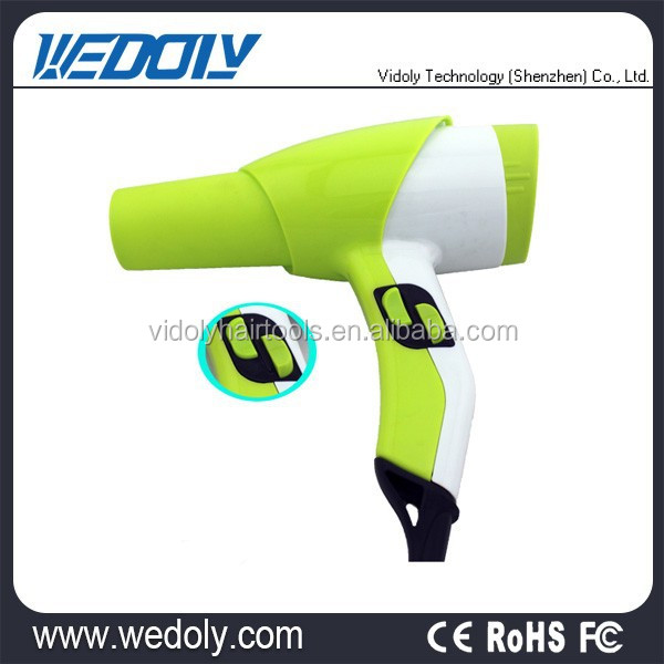 Wall Mounted medium hotel ionic hair dryer
