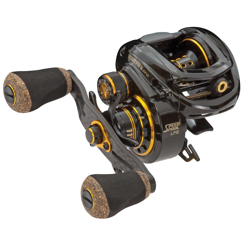 Lews Fishing Team Pro Magnesium LFS Speed Spool TLM1SH Reels