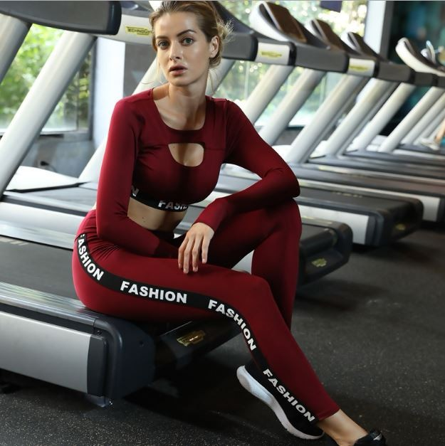Custom Yoga Suit
