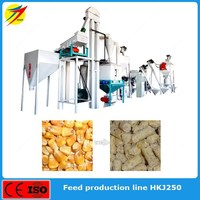Best supplier poultry feed processing equipment with best quality for sale