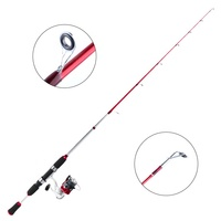 Special offer on stock spinning ice fishing rod reel combo